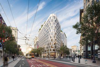SERIF REVITALIZES SAN FRANCISCO'S MID-MARKET NEIGHBORHOOD WITH  THE LINE HOTEL AND 242 CONDOMINIUM RESIDENCES