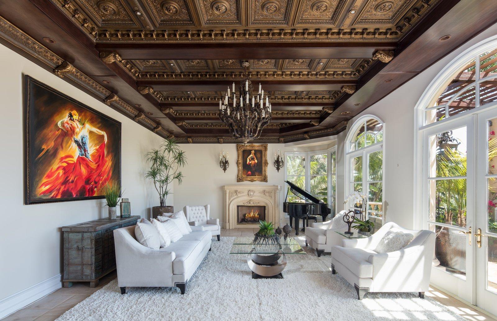 Living Room  Bella Villa Resort