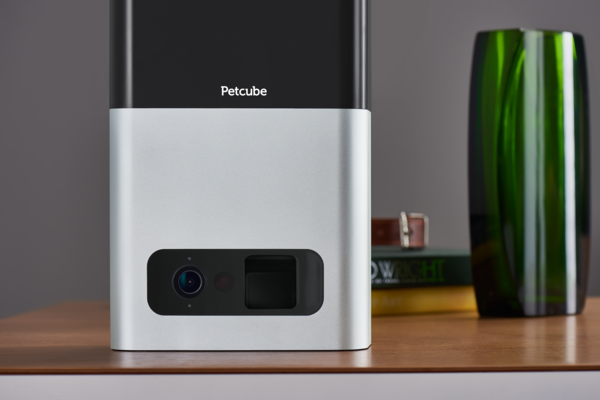 PetCube Bites lets you send treats to your pet remotely as well as watch them through a built-in camera.