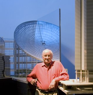 Eamonn Kevin Roche believeddesign began with need, aprinciple that permeated his career.