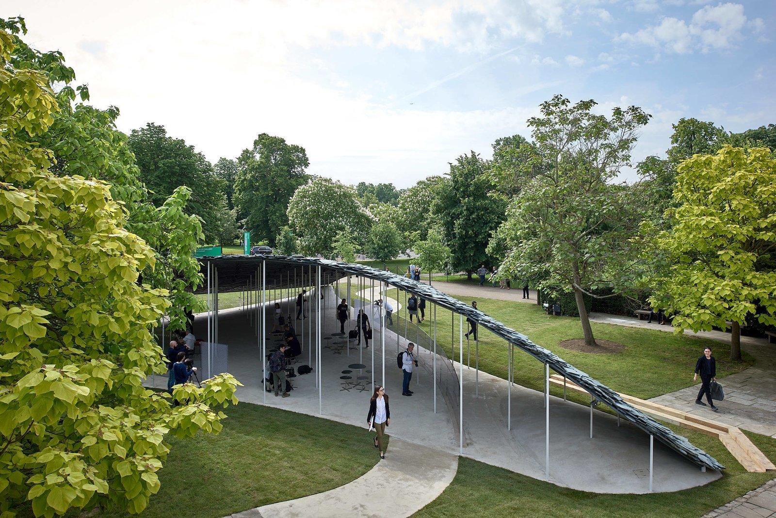 Junya Ishigami Serpentine Pavilion