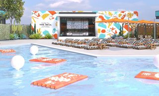 Taco Bell's Hotel in Palm Springs Sells Out in Two Minutes