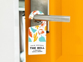 The more than 70 rooms at The Bell sold out withintwo minutes of becoming available.