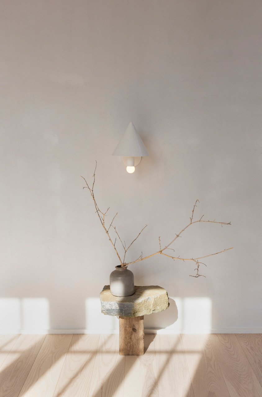 Workstead's Canopy Sconce ($1,450) casts a canopy of diffused, reflected light.   Photo 10 of 12 in How Much Should You Spend on a Wall Sconce?