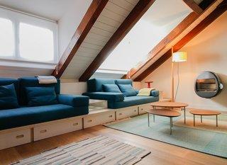 Custom made living room sofa