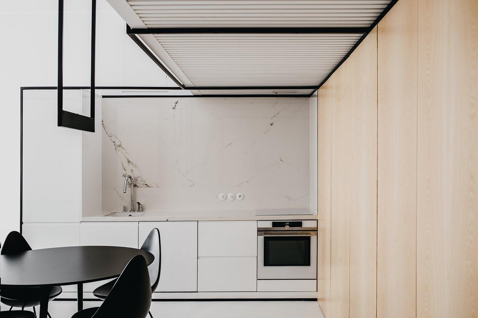 Kitchen Kitchen  Wireframe by MUS ARCHITECTS