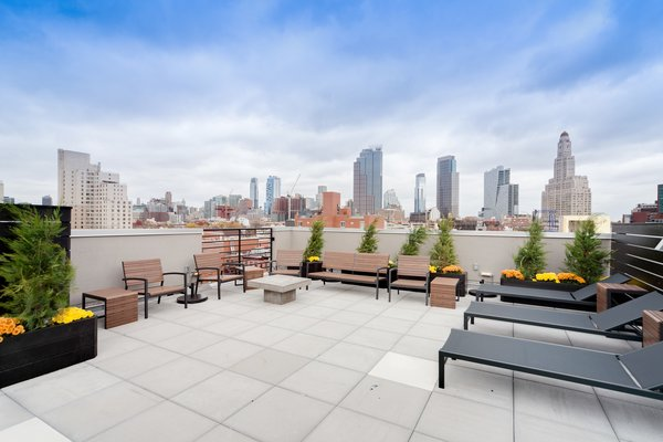 The Baltic, one of Common's eight co-living residences spread throughout the New York City-area, is located in Brooklyn's Boerum Hill neighborhood.