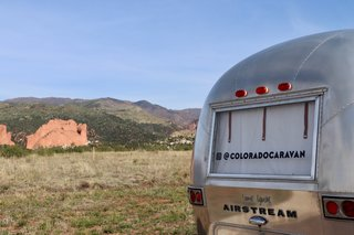 Budget Breakdown: One Couple Give a 1969 Airstream Globetrotter a