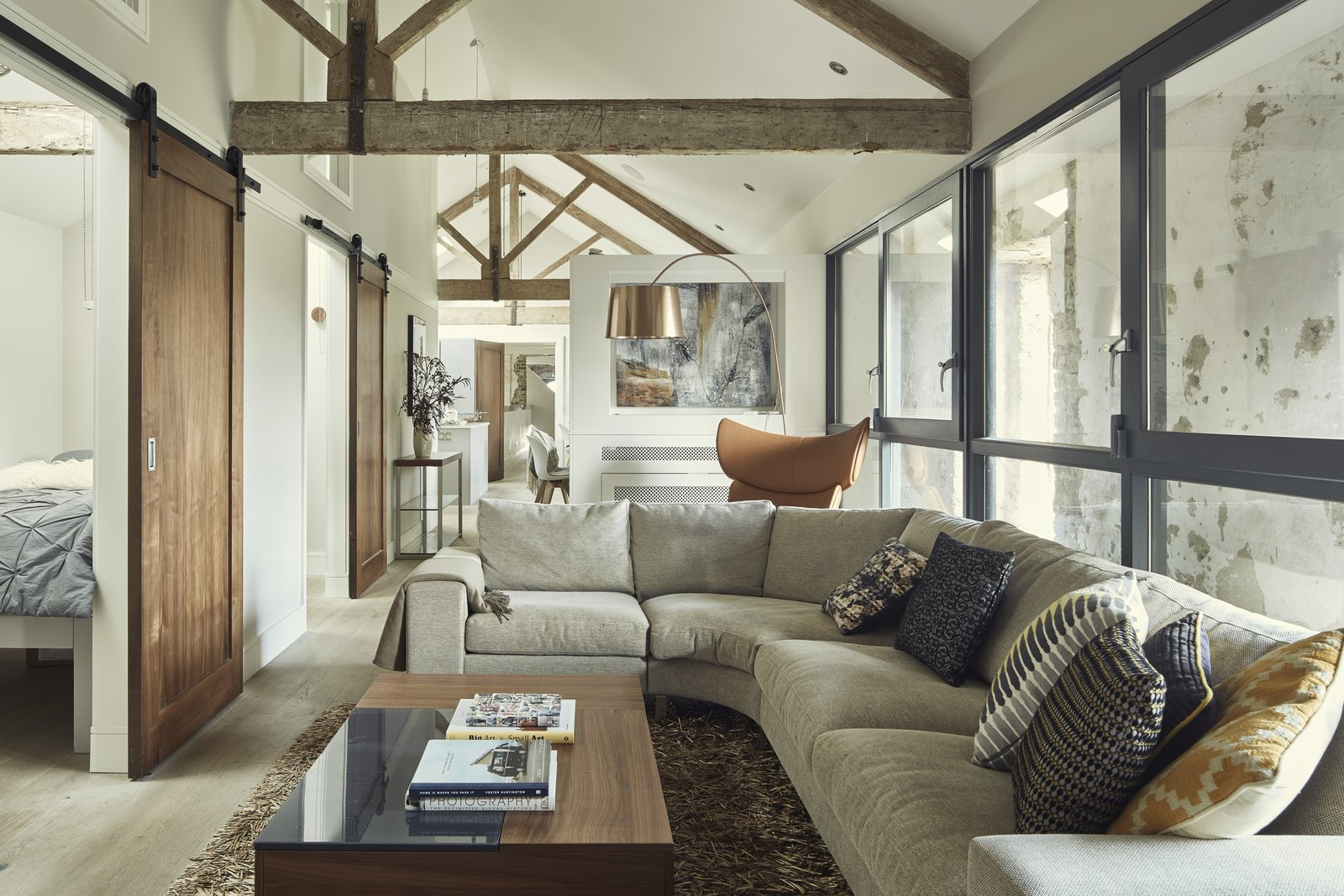 An 18th Century Coach House Is Reborn As An Assisted Living Residence