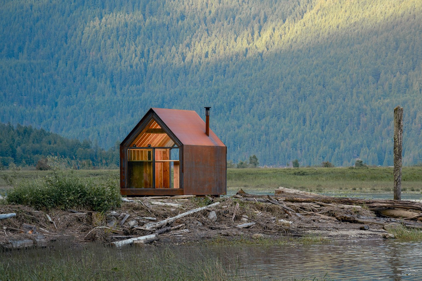 35 Magical Tiny Cabins To Pin To Your Mood Board Immediately Dwell