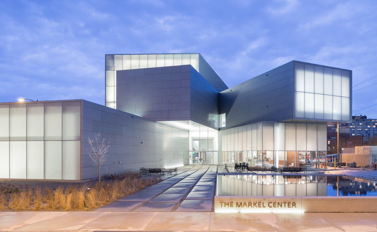 Richmond Institute for Contemporary Art exterior