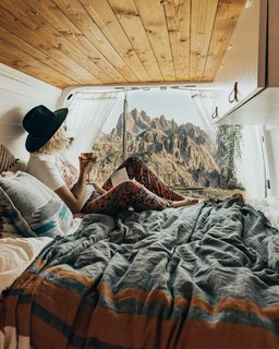 The #Vanlifers Behind These Must-Follow Instagram Accounts Are Living the Dream
