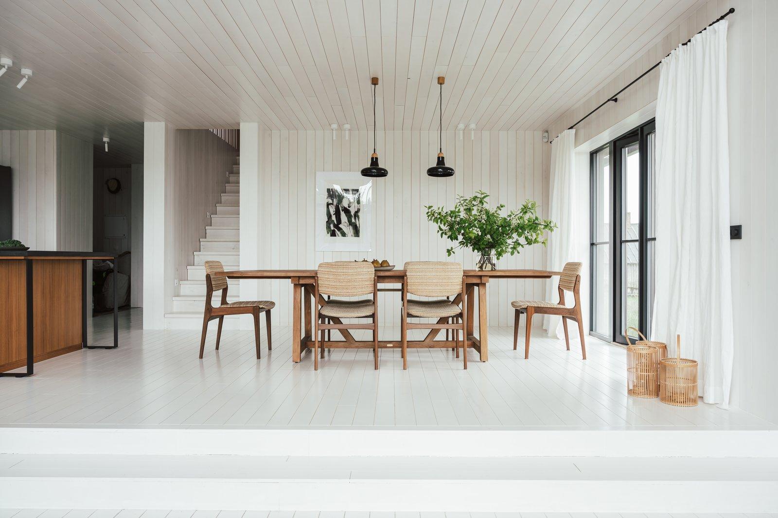 Fisherman's Cottage Hanna Karits dining room