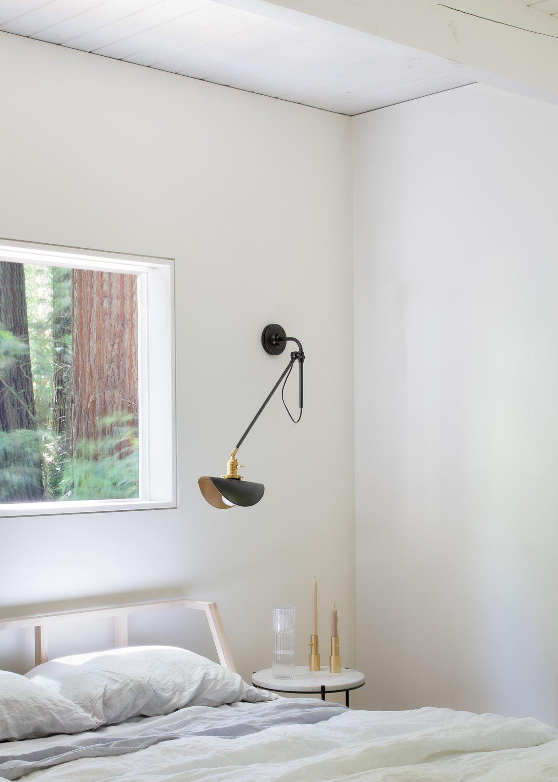 Cazadero Cabin bedroom