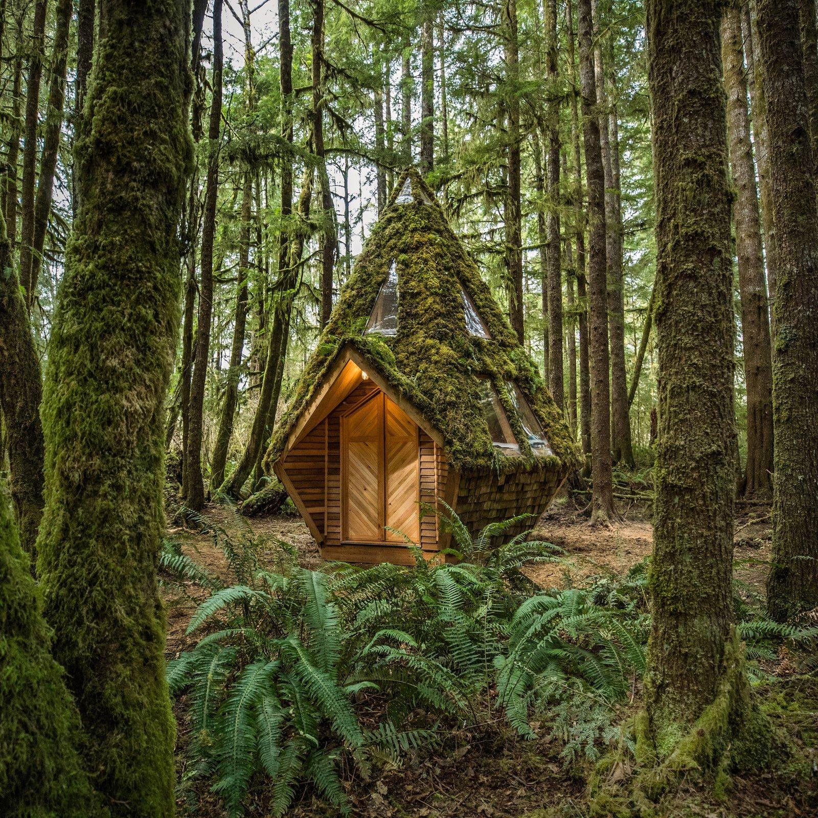 Diamond Cabin exterior