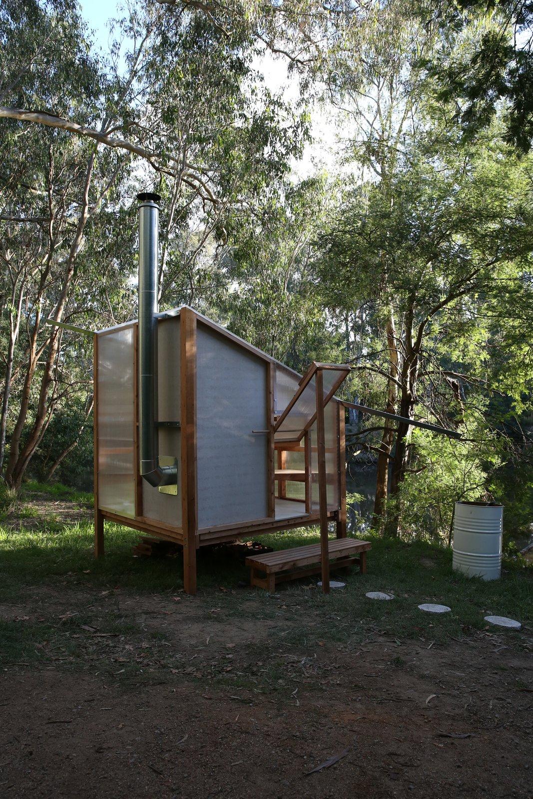 Off-Grid Sauna by Studio Rain