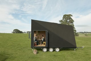 The Base Cabin Has Everything You Need for Life on the Open Road