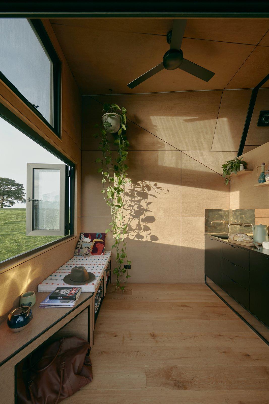 Base Cabin living area