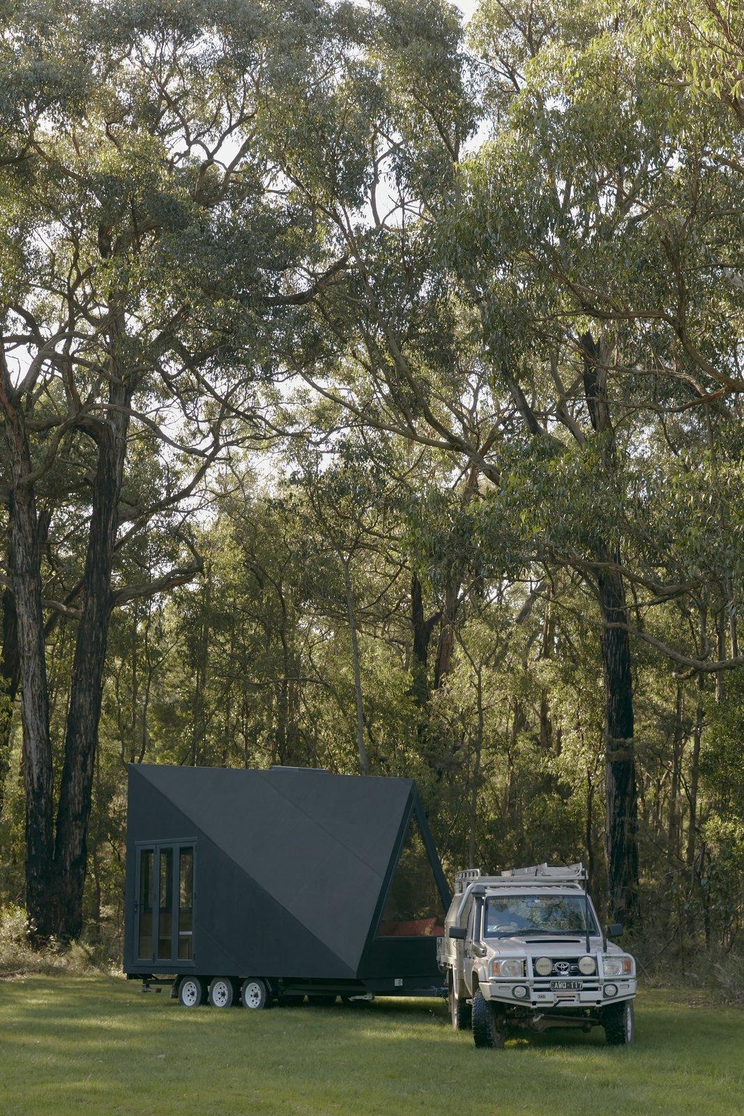 Base Cabin exterior