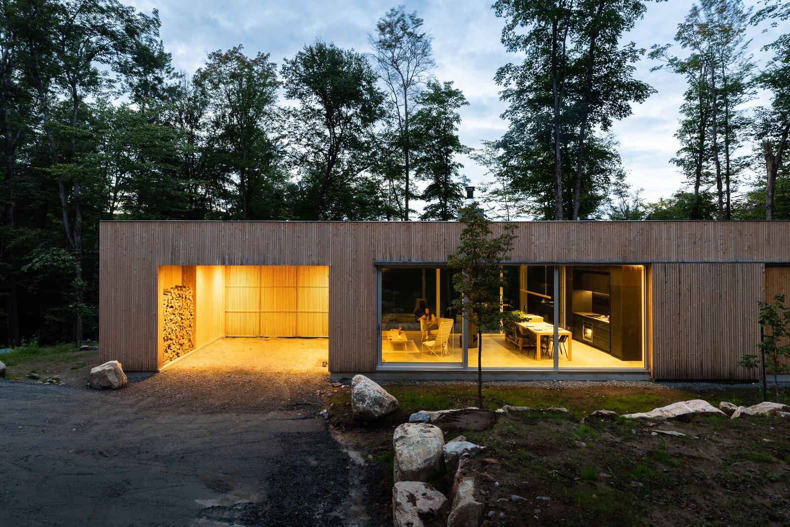 Hinterhouse exterior
