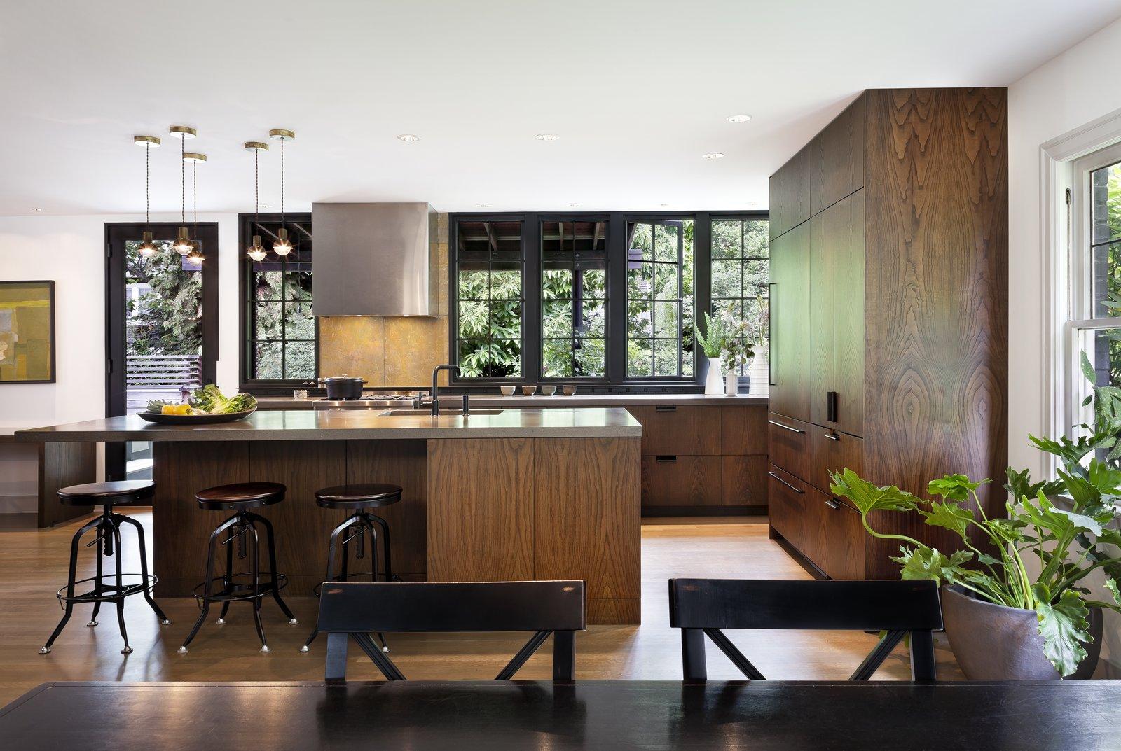 Kitchen Brick House transformed  Brick House Transformed by ReruchaStudio