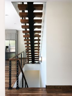 Interior Oak Stair