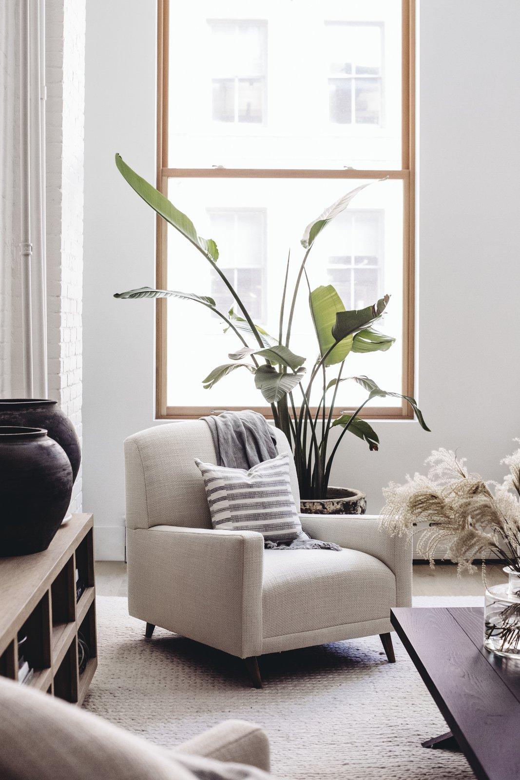 SoHo loft armchair