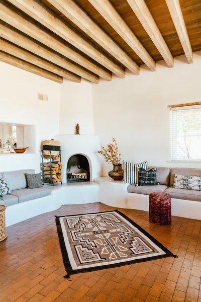 My House: Interior Designer Melissa Young's SoCal Desert Hacienda
