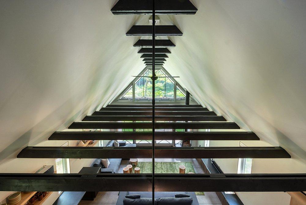 Pond House loft