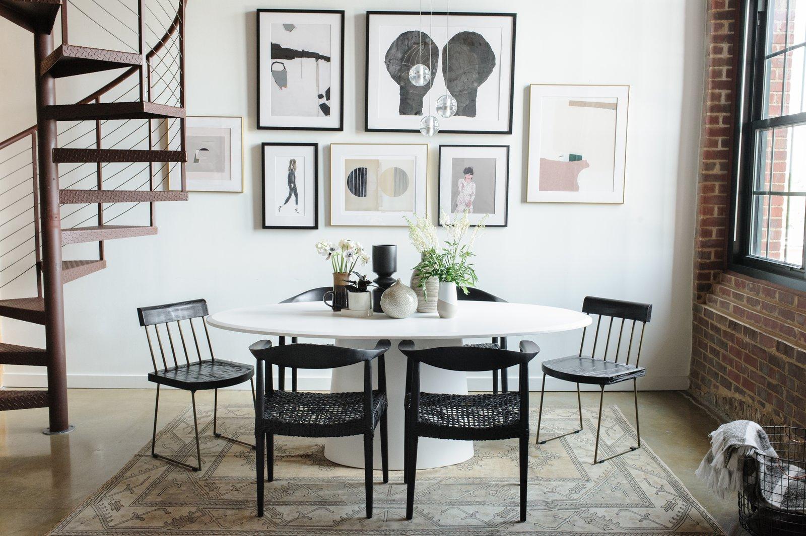 Jamie Chung dining room