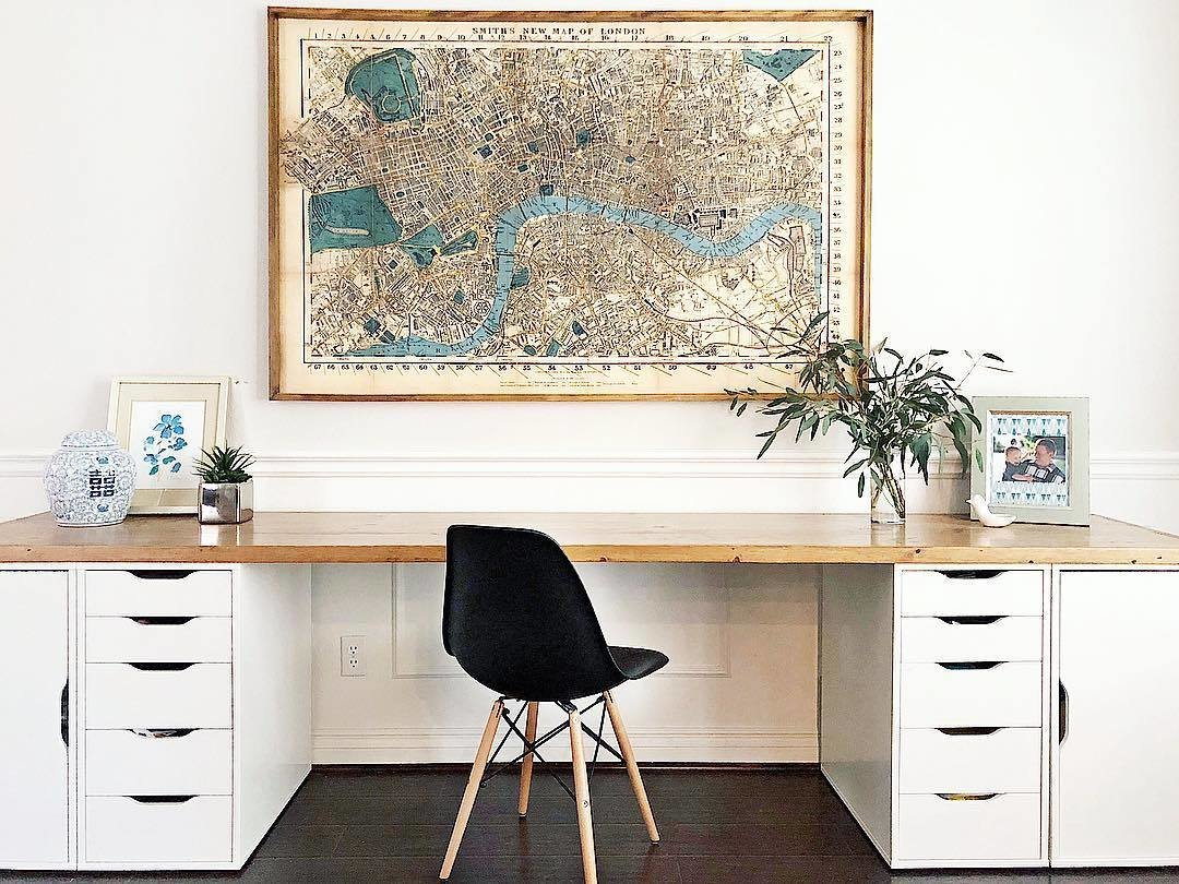 Photo 49 of 49 in Office Desk Photos from 490 Home Renovators You