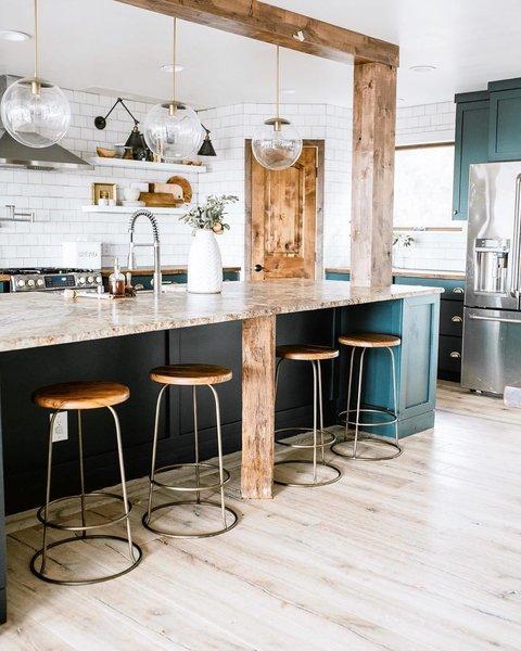 Best 60 Modern Kitchen Subway Tile Backsplashes Design Photos And