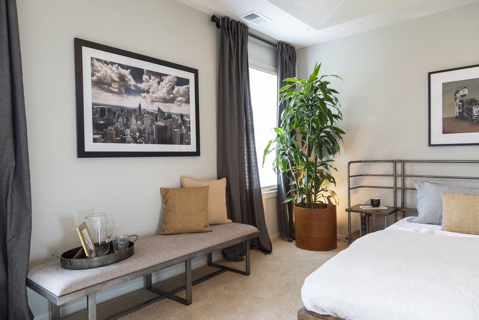 Elrod House Queer Eye bedroom