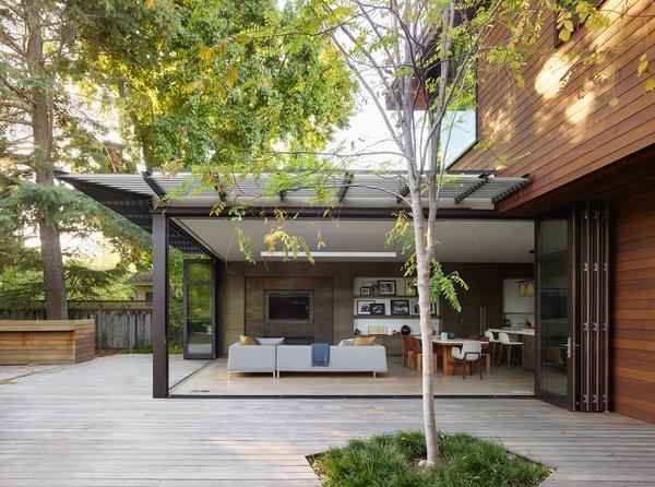 Best 60 Modern Outdoor Wood Patio Porch Deck Design Photos And