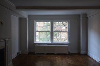 Despite the windows, the living room felt dark and uninviting.