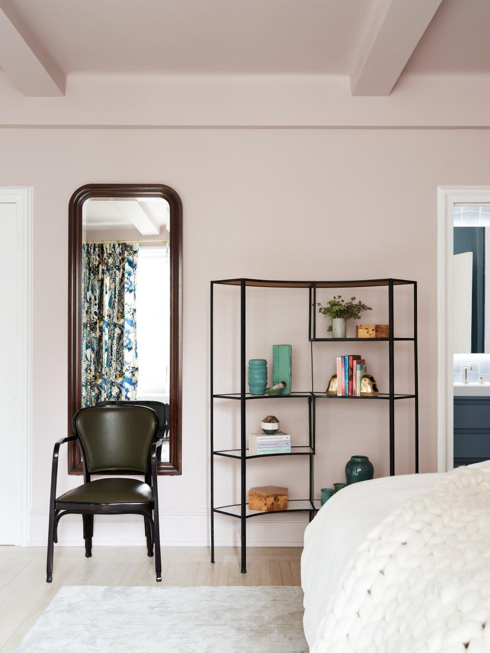 After: Park Avenue Prewar Apartment bedroom