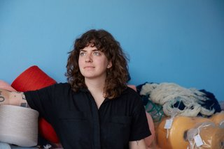 Sara Berks leads a seven-person team that's majority queer and female based in Hudson, New York, relocated from Brooklyn in 2016.
