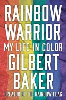 Baker's memoir has just been released this month.