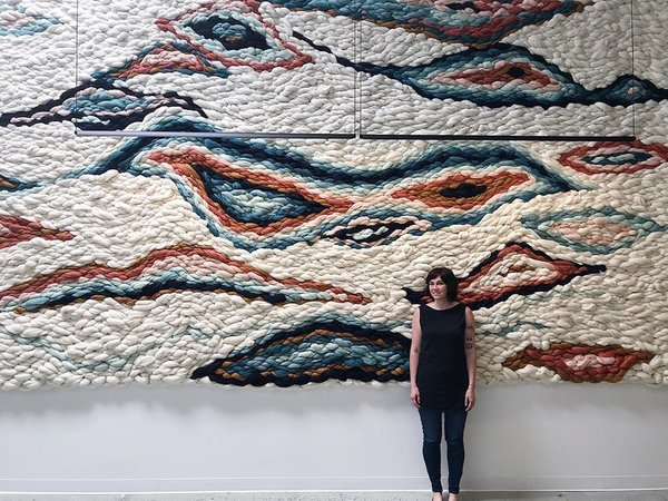 10 Mind-Blowing Textile Artists You Should Follow on Instagram Right Now