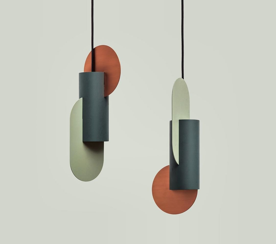 Pendant Suprematic Lighting by Noom.  Photo 11 of 12 in 12 Lighting Designers You Should Follow on Instagram Right Now