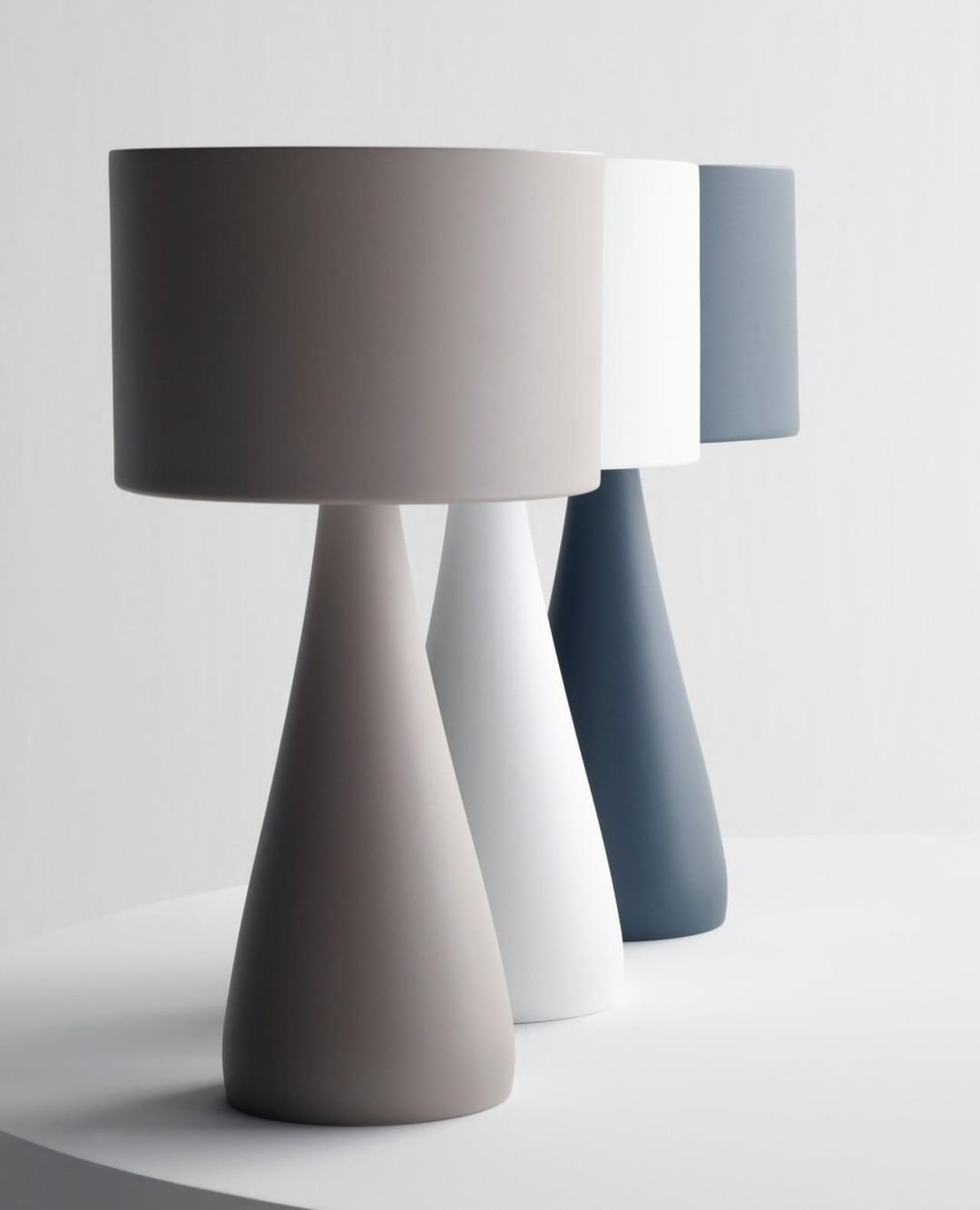 Vibia's JAZZ table lamp.  Photo 6 of 12 in 12 Lighting Designers You Should Follow on Instagram Right Now
