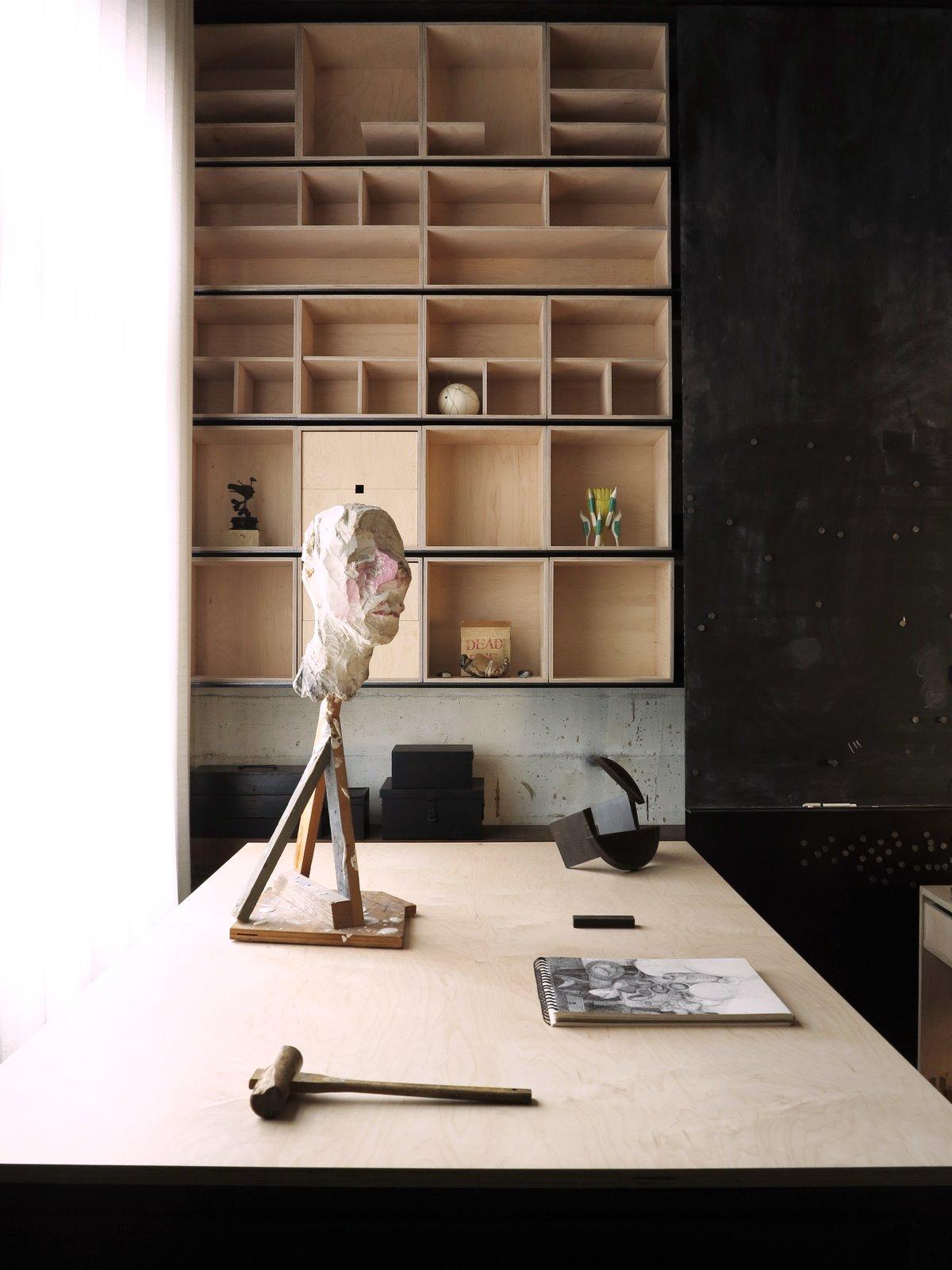 Francis Mill loft studio