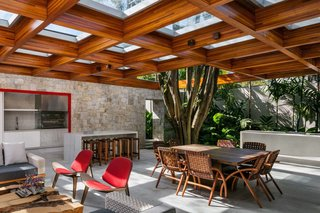 14 Homes With Outstanding  Outdoor Patios