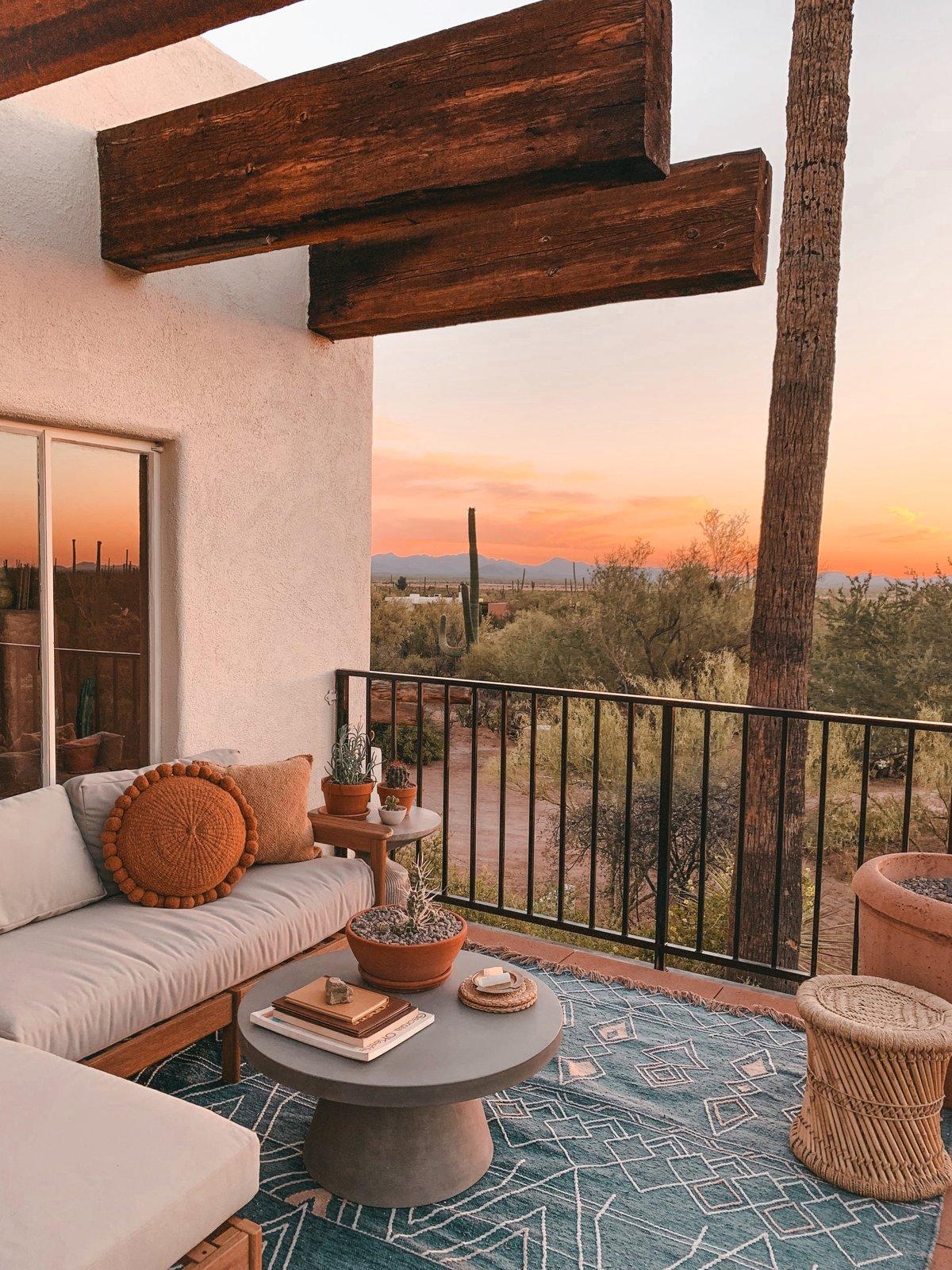 The Posada Sara and Rich Combs outdoor