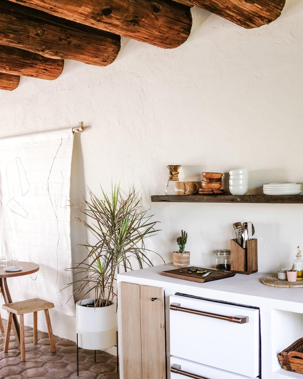 The Posada Sara and Rich Combs kitchen