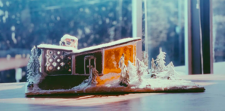 A Bay Area Chef Builds a Midcentury Ski Cabin Out of Gingerbread