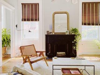 My House: A Fashion Designer Adds a Dash of Parisian Flair to Her Charleston Apartment