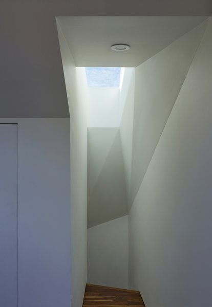 View inside New Stair Hall