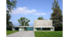 Modern home with Exterior, House Building Type, Concrete Siding Material, and Flat RoofLine. Thehouse overlooking the lake Photo 6 of House on the Lake