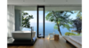 Modern home with Ceiling Lighting. The bathroom Photo 12 of House on the Lake